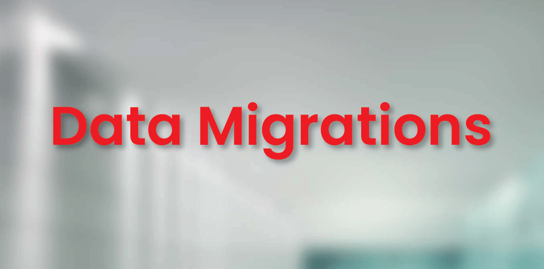 data migrations services