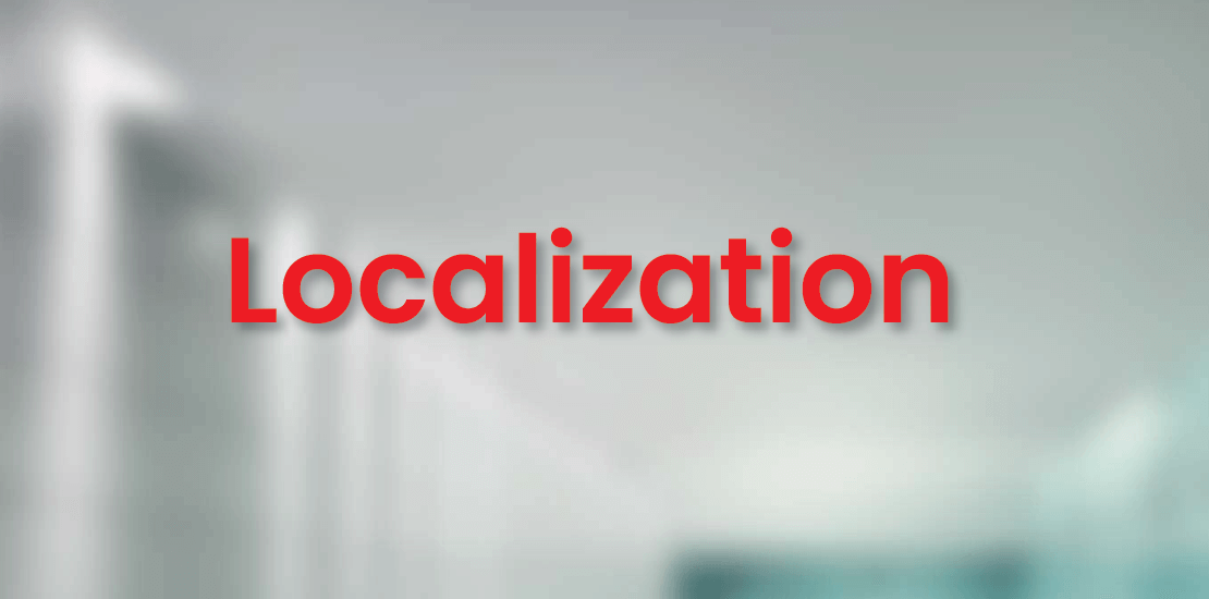localization services