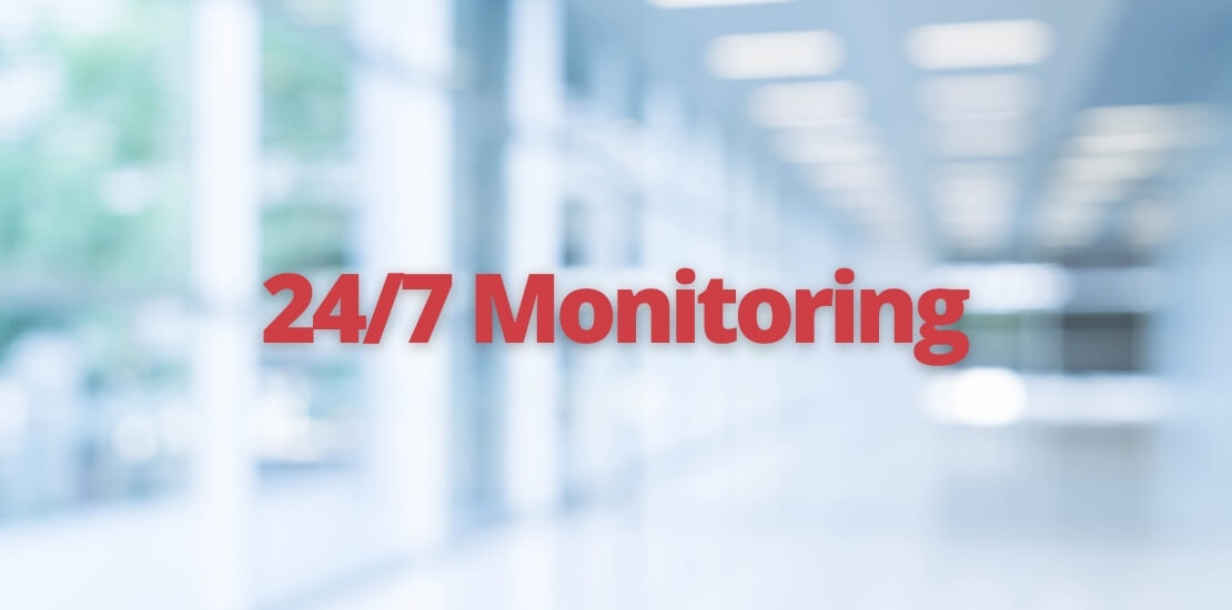 services - 24-7 monitoring