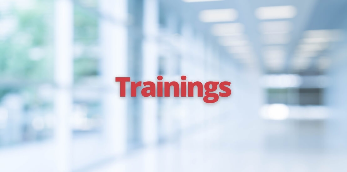 services - trainings